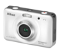 White option for COOLPIX S30