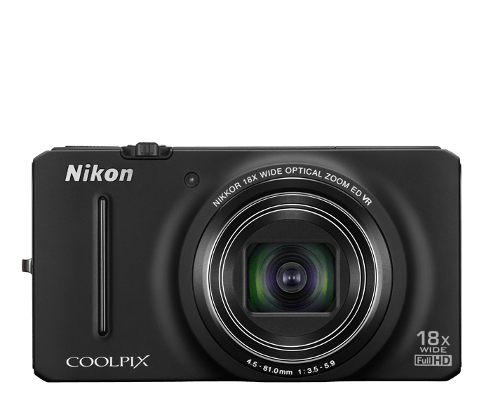 Photo of  COOLPIX S9200