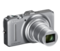 Silver option for COOLPIX S9300