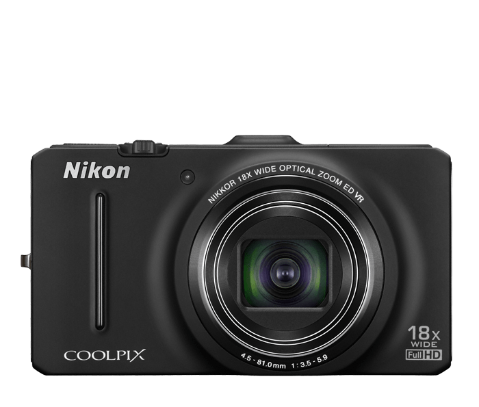 Photo of  COOLPIX S9300 Black