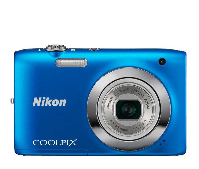 Photo of  COOLPIX S2600 Blue