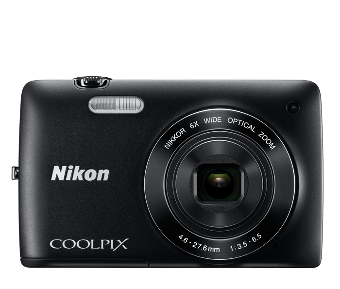 Photo of  COOLPIX S4200 Black