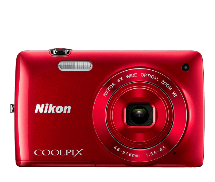 Photo of  COOLPIX S4300 Red