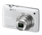White option for COOLPIX S4300