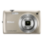 Silver option for COOLPIX S4300