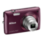 Plum option for COOLPIX S4300