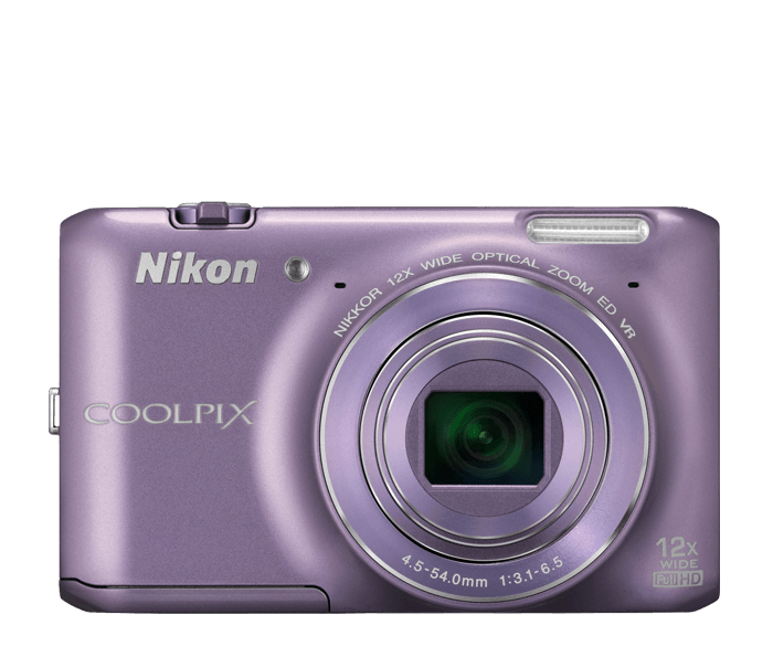 Photo of  COOLPIX S6400 Purple
