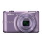Purple option for COOLPIX S6400