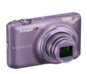 Pourpre  COOLPIX S6400