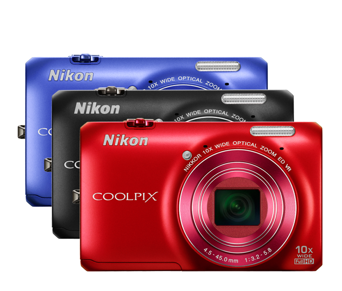 Photo of  COOLPIX S6300 (Refurbished)