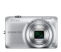 Silver option for COOLPIX S6300