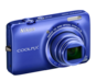 Blue option for COOLPIX S6300