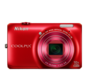 Red option for COOLPIX S6300