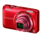 Red  COOLPIX S6300