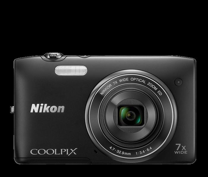 Nikon COOLPIX S3400 | Cámara Digital Compacta de Nikon