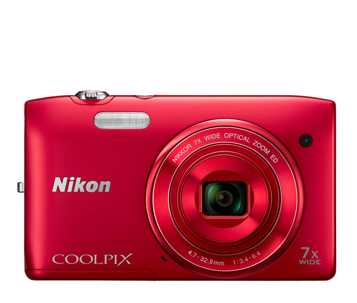 Photo of COOLPIX S3400