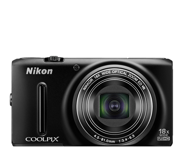 Photo of  COOLPIX S9400 Black