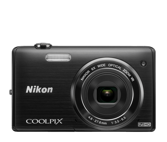 Photo of COOLPIX S5200