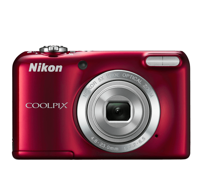 Photo of  COOLPIX L27 Red