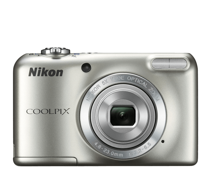 Photo of  COOLPIX L27 Silver
