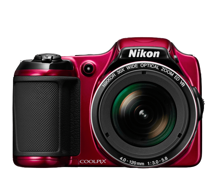 Photo of  COOLPIX L820 Red