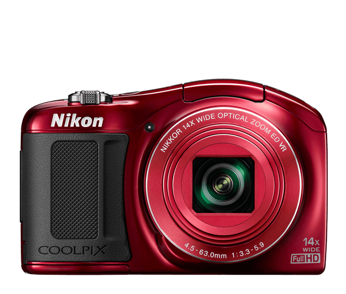 Photo of  COOLPIX L620 Red