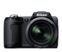 Black  COOLPIX L110