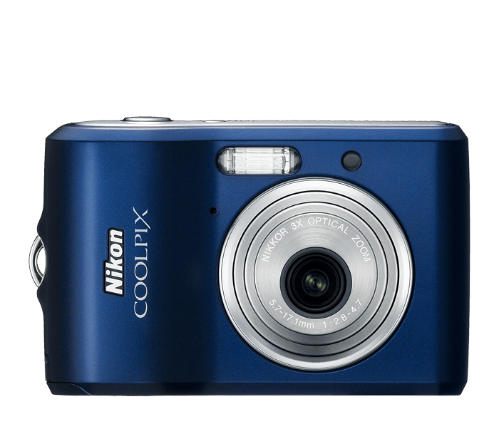 Photo of  COOLPIX L18 Navy