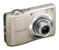 Champagne Silver option for COOLPIX L22