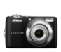 Black  COOLPIX L22