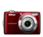 Red option for COOLPIX L22
