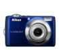 Blue  COOLPIX L22