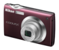 Plum option for COOLPIX S4000