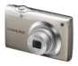 Champagne Silver option for COOLPIX S4000