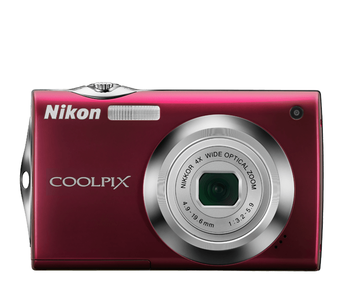 Photo of COOLPIX S4000