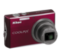 Deep Red option for COOLPIX S710
