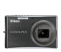 Graphite Black option for COOLPIX S710