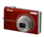Velour Red  COOLPIX S640