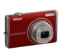 Velour Red option for COOLPIX S640