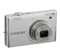 Pearl White option for COOLPIX S640