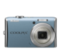 Sky Blue option for COOLPIX S620