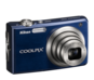 Midnight Blue option for COOLPIX S630