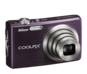 Royal Purple option for COOLPIX S630