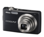 Jet Black option for COOLPIX S630