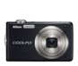 Jet Black  COOLPIX S630