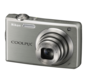 Titanium Silver option for COOLPIX S630