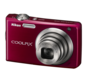 Ruby Red option for COOLPIX S630