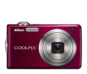 Ruby Red  COOLPIX S630