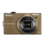 Bronze option for COOLPIX S6000