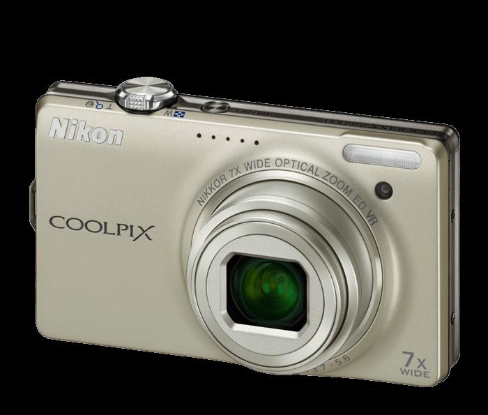 Nikon Coolpix S6000 Software Download